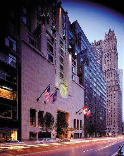 Exterior - Four Seasons Hotel New York