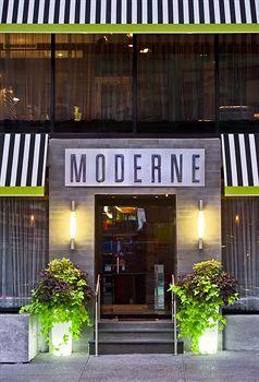 Exterior - The Moderne