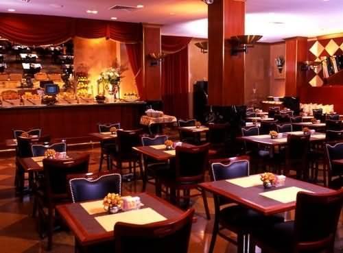 Lobby - The Belvedere Hotel