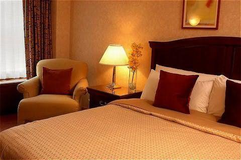 Guestroom - The Belvedere Hotel