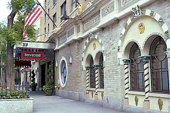 Exterior - The Belvedere Hotel