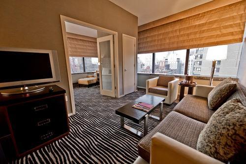 Guestroom - Bentley Hotel