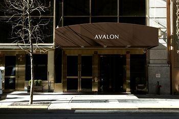 Exterior - Avalon Hotel
