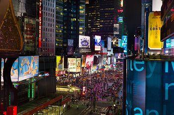 Exterior - Crowne Plaza Times Square Manhattan
