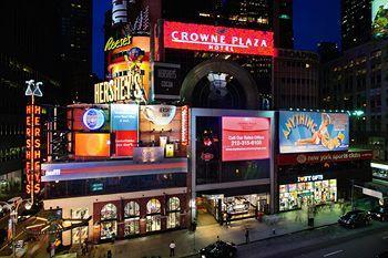 - Crowne Plaza Times Square Manhattan