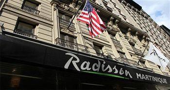 - Radisson Martinique on Broadway