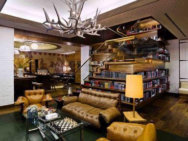 Lobby - Gild Hall, A Thompson Hotel