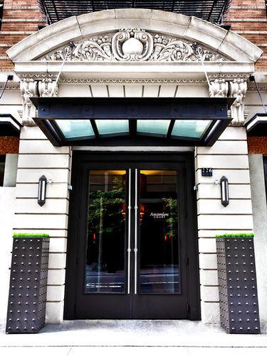 Exterior - Amsterdam Court Hotel