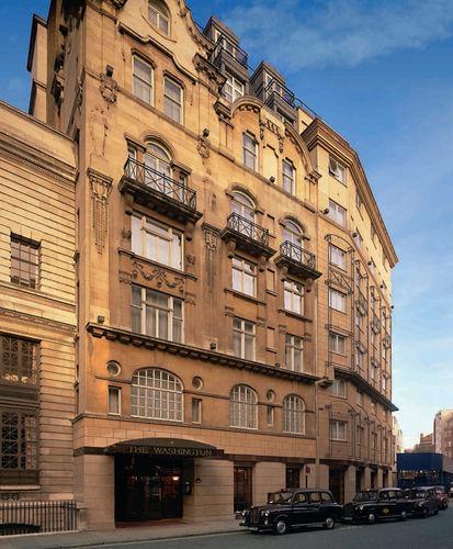 Exterior - Washington Mayfair Hotel
