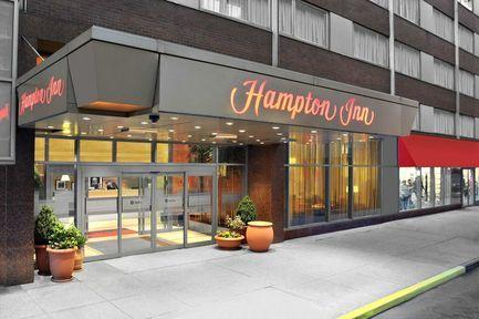 Exterior - Hampton Inn Times Square North