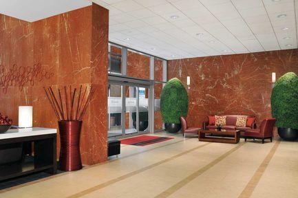 Lobby - Hampton Inn Times Square North