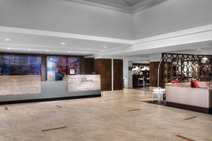 Lobby - DoubleTree by Hilton Metropolitan - New York City