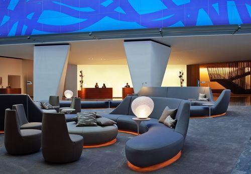 Lobby - Conrad New York