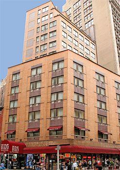 Exterior - Broadway Plaza Hotel