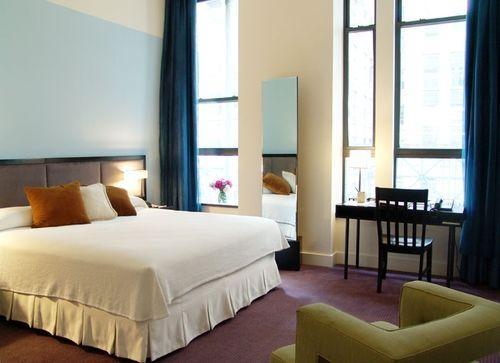 Guestroom - Dylan Hotel
