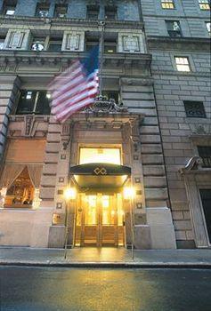 Exterior - Club Quarters, Wall Street
