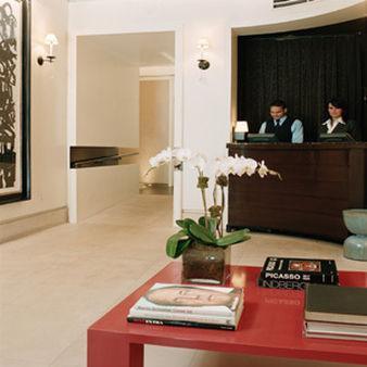 Lobby - City Club Hotel