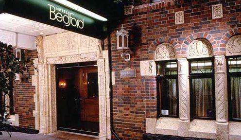 Exterior - Bedford Hotel