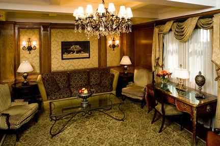 Lobby - Bedford Hotel