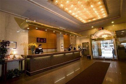 Lobby - Hotel Stanford