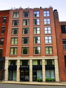 Exterior - Hampton Inn Manhattan-Seaport-Financial District