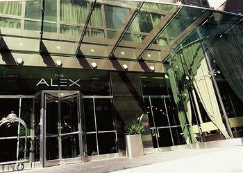 Exterior - The Alex