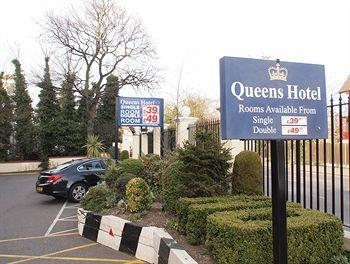 Exterior - Euro Queens Hotel
