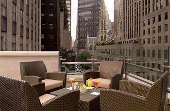 - Club Quarters, opposite Rockefeller Center