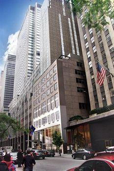 Exterior - Club Quarters, opposite Rockefeller Center