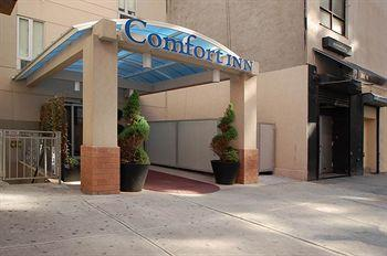 - Comfort Inn Times Square South Area