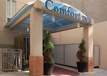 Exterior - Comfort Inn Times Square South Area