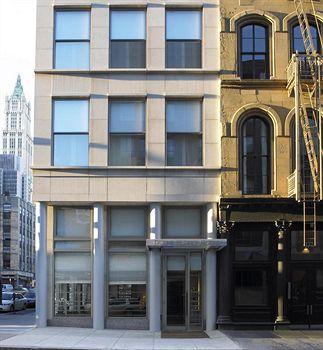 Exterior - Duane Street Hotel Tribeca