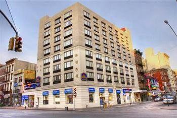 Exterior - Best Western Bowery Hanbee Hotel