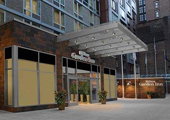 Exterior - Hilton Garden Inn New York/West 35th Street