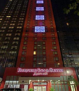 Exterior - Fairfield Inn by Marriott New York Manhattan/Times Square