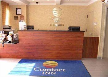 - Comfort Inn Theatre District