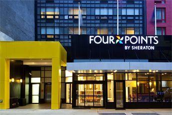 Exterior - Four Points by Sheraton Midtown-Times Square