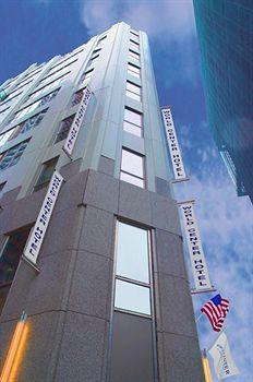 Exterior - World Center Hotel