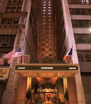 Exterior - Courtyard by Marriott New York Manhattan/Times Square South