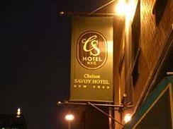- Chelsea Savoy Hotel