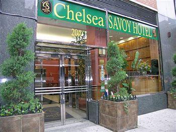 Exterior - Chelsea Savoy Hotel