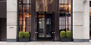 Exterior - Andaz 5th Avenue- a Hyatt Hotel