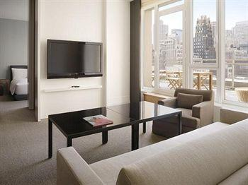 - Andaz 5th Avenue- a Hyatt Hotel