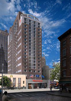 Exterior - Sheraton Tribeca New York Hotel
