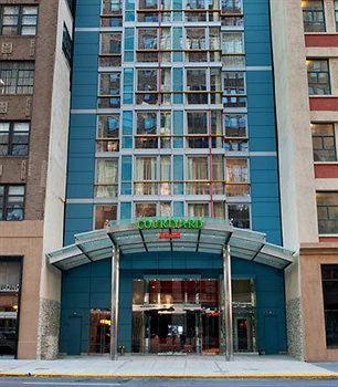 Exterior - Courtyard by Marriott New York Manhattan/SoHo