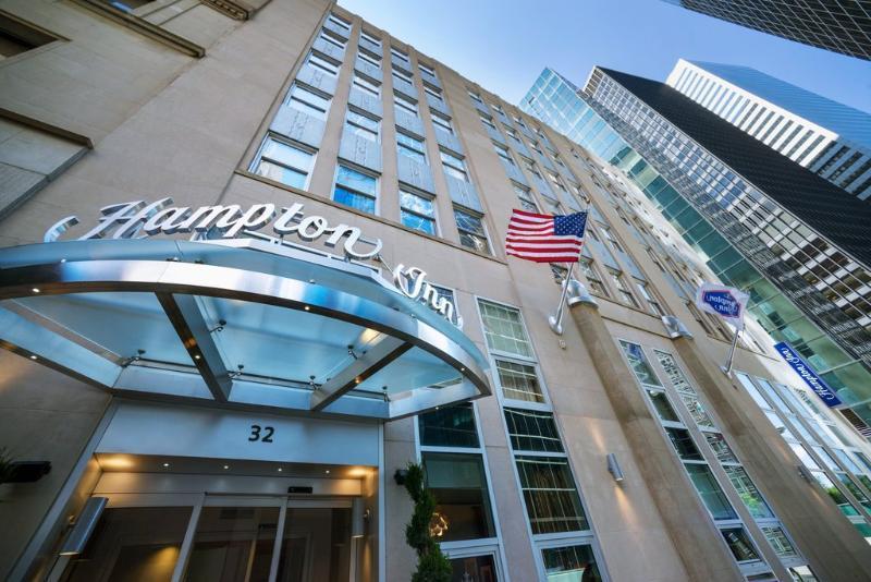 Hampton Inn Manhattan Downtown-Financial District