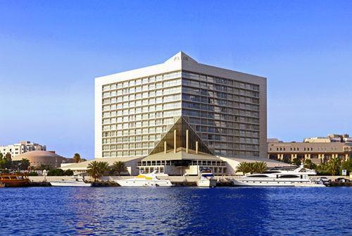 Exterior - Sheraton Dubai Creek Hotel & Towers