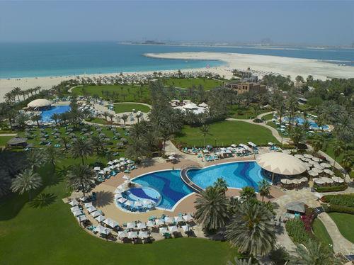 Exterior - Le Royal Meridien Beach Resort And Spa