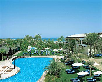 Exterior - Dubai Marine Beach Resort & Spa