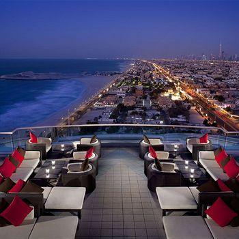 - Jumeirah Beach Hotel